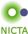 NICTA (National ICT Australia) Ltd Logo